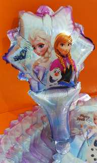 Frozen Themed Kids Balloon (with bell)