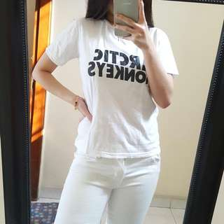 Kaos Putih Tshirt