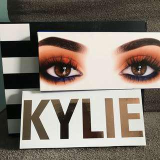 KYLIE The Royal Peach Palette (Eyeshadow Palette)