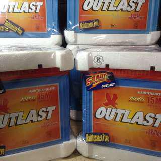 Outlast Car Batteries