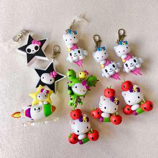 7-11 Tokidoki X Hello Kitty