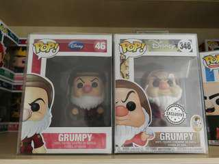 Funko PoP Grumpy (Set of 2)