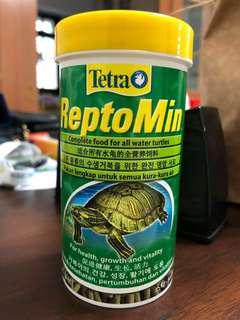 Tetra reptomin water turtle food stick