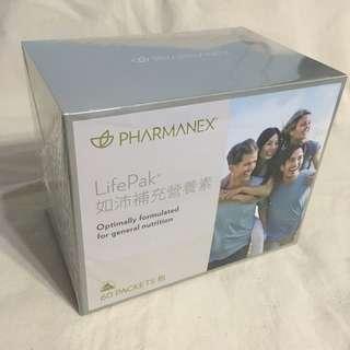 LifePak 如沛補充營養素(60包) Pharmanex