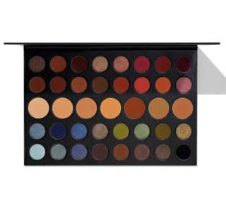 Morphe 39A Dare to Create Artistry Palette