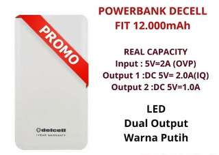 Power Bank delcell