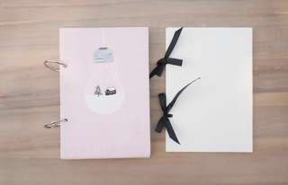 Notebook with Re-fill