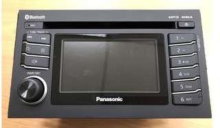🚚 全新三菱Outlander原廠汽車CD藍芽音響USB