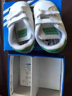 Adidas Stan Smith shoes for baby