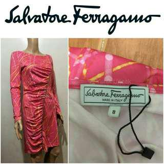 -Yunik- Authentic Salvatore Ferragamo