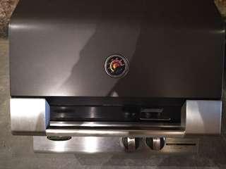Cookaburra bbq/griller/flat top & oven