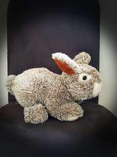 (3 for $10) Brown rabbit stuff toy