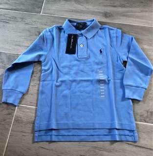 Ralph Lauren Polo Shirt long sleeves