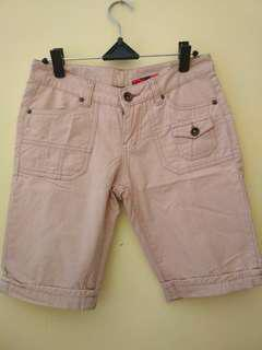 Celana jeans pendek - import korea