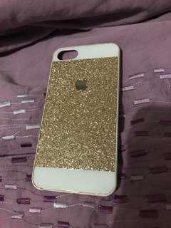 Iph7 glitter case