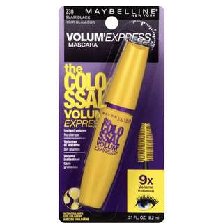 MAYBELLINE Colossal Volum' Express The Colossal Waterproof Mascara 防水睫毛液 (230)