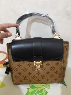 LV  sling 2 way bag