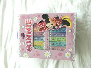 Minnie baby books