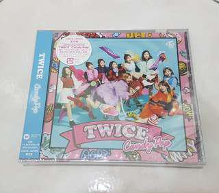 TWICE Candy Pop ONCE Ver. Album SEALED