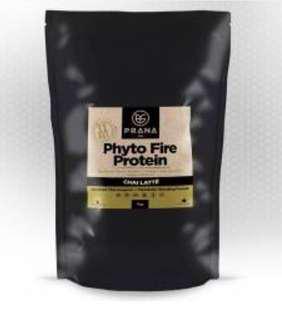 PRANA ON Phyto Fire Protein - Chai Latte