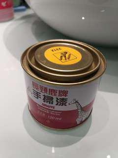 長頸鹿手掃漆 2312 黃色 120ml