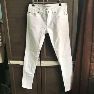 Next White Skinny Pants