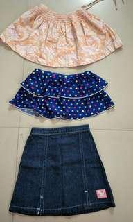 Preloved Girls Skirt