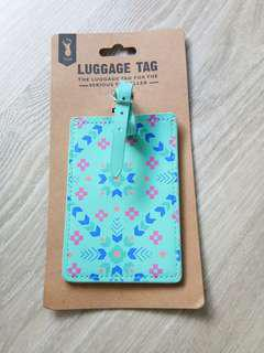 Luggage tag #EVERYTHING18