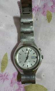 vintage seiko bell-matic 17 jewel automatic