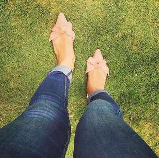 Liliw half shoes