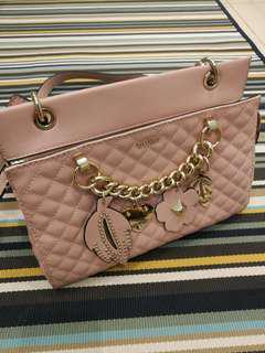 Guess Authentic Pink Bag