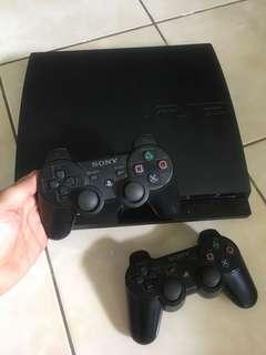 Selling rush - PS3 Slim 320 gb