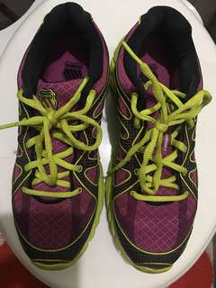 K-swiss running shoes