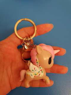 🚚 Tokidoki unicorno dolce keychain sweet friends ride