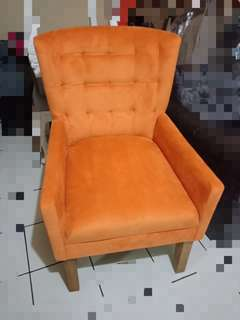 Accent Chair - Made to Order
