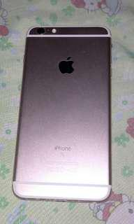 iPhone 6s+ 128gb Rosegold