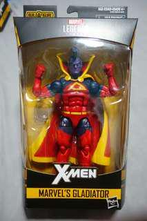 X-MEN MARVEL LEGENDS Apocalypse Series - GLADIATOR (NO BAF)