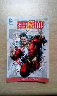 DC comics SHAZAM! New 52 TPB