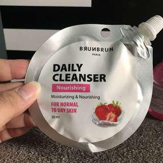 BrunBrun Daily Cleanser