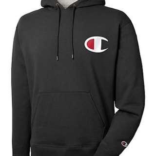 champion big c pullover hoodie