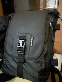 Riding waterproof messenger bag