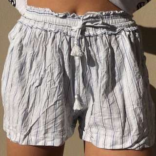 SEED STRIPED SHORTS