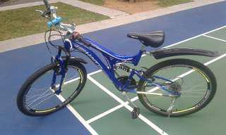 Harris Mountain Bike