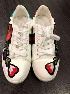 Premium grade gucci sneakers