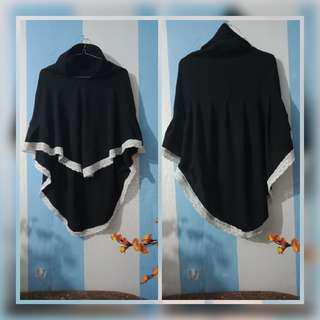 Hijab rempel renda