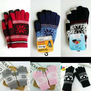 🚚 BN Screen Touch Winter Gloves