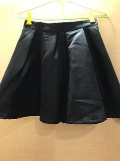 🍄Bnwt Black Doll Skirt