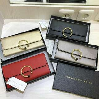 Dompet Charles & Keith 9802