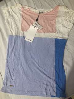 Lacoste T Shirt Brand New