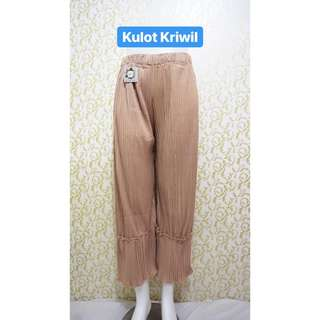 Kulot Kriwil New